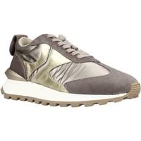 Schoenen Dames Lage sneakers Voile Blanche 111976 Bruin