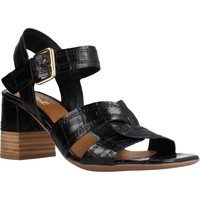 Schoenen Dames Sandalen / Open schoenen Alpe 4409 68 Zwart