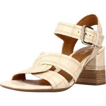 Schoenen Dames Sandalen / Open schoenen Alpe 4409 68 Beige