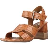 Schoenen Dames Sandalen / Open schoenen Alpe 4409 68 Bruin