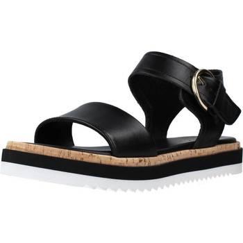 Schoenen Dames Sandalen / Open schoenen Alpe 4595 05 Zwart