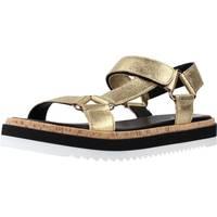 Schoenen Dames Sandalen / Open schoenen Alpe 4596 18 Goud