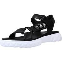 Schoenen Dames Sandalen / Open schoenen Alpe 4633 64 Zwart