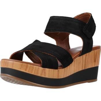 Schoenen Dames Sandalen / Open schoenen Alpe 4662 11 Zwart