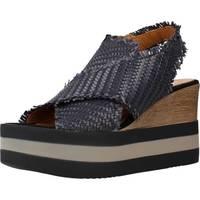 Schoenen Dames Sandalen / Open schoenen Alpe 4749 95 Zwart