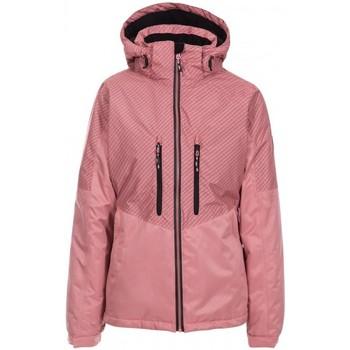 Textiel Dames Jacks / Blazers Trespass  Roze
