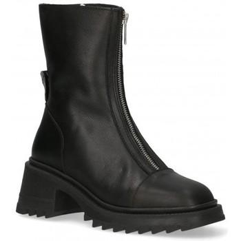 Schoenen Dames Enkellaarzen Luna Collection 58556 zwart
