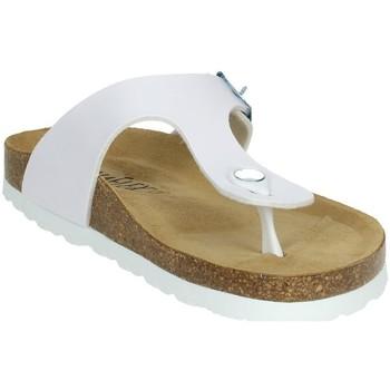 Schoenen Dames Slippers Novaflex FAVRIA White