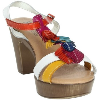 Schoenen Dames Sandalen / Open schoenen Novaflex BASIGLIO White