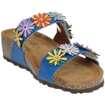 Schoenen Dames Sandalen / Open schoenen Novaflex ANDORNO Blue