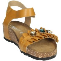 Schoenen Dames Sandalen / Open schoenen Novaflex AGLIE Mustard