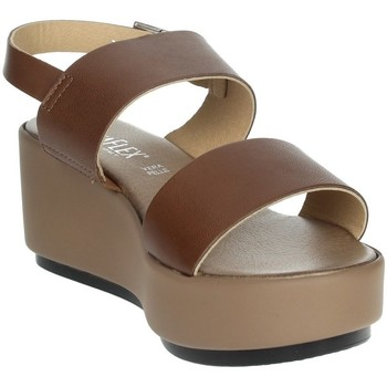 Schoenen Dames Sandalen / Open schoenen Novaflex ACQUARO Brown
