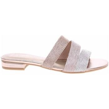 Schoenen Dames Leren slippers Marco Tozzi 22712126 Rose
