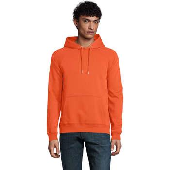 Textiel Sweaters / Sweatshirts Sols STELLAR SUDADERA UNISEX Naranja
