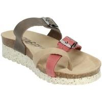 Schoenen Dames Slippers Novaflex FENESTRELLE Light dusty pink