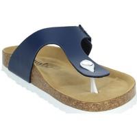 Schoenen Dames Slippers Novaflex FAVRIA Blue