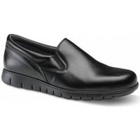 Schoenen Heren Lage sneakers Feliz Caminar ZAPATO SANITARIO UNISEX EUREKA Zwart