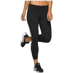 Textiel Dames Leggings Asics Katakana Crop Tight Noir