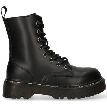 Schoenen Dames Laarzen Emmshu 58501 zwart