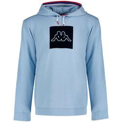 Textiel Heren Sweaters / Sweatshirts Kappa  Blauw