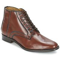 Schoenen Dames Laarzen Fericelli TAMALORA Brown / Clair