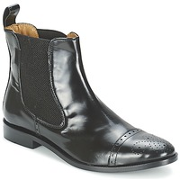 Schoenen Dames Laarzen Fericelli GIFOGRA Zwart