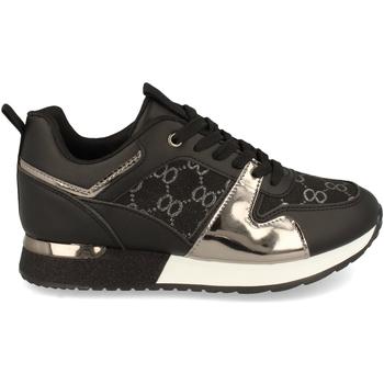 Schoenen Dames Lage sneakers Woman Key P100 Negro