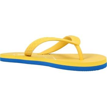 Schoenen Heren Slippers Munich 4300159 Geel