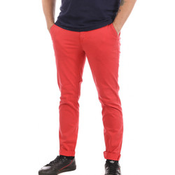 Textiel Heren Chino's Paname Brothers  Rood