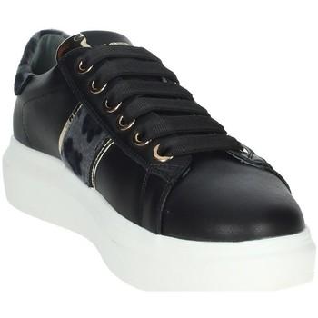 Schoenen Dames Lage sneakers Keys K-5502 Black/Grey