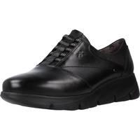 Schoenen Dames Lage sneakers Fluchos F1357 Zwart