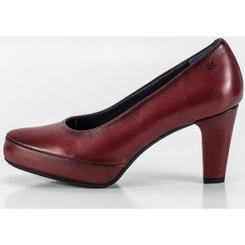 Schoenen Dames pumps Dorking D5794 rouge