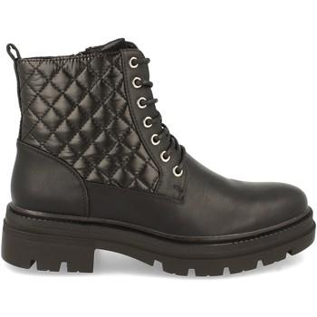 Schoenen Dames Enkellaarzen Clowse VR1-320 Negro