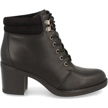 Schoenen Dames Enkellaarzen Clowse VR1-328 Negro