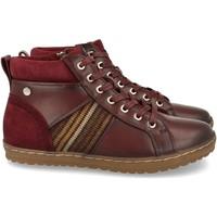 Schoenen Dames Hoge sneakers Clowse VR1-372 Burdeos