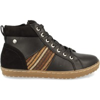Schoenen Dames Hoge sneakers Clowse VR1-372 Negro