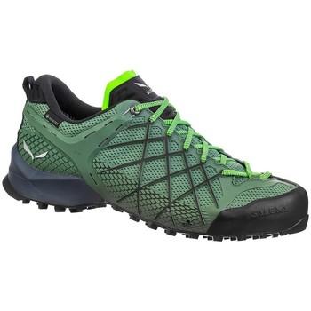 Schoenen Heren Lage sneakers Salewa MS Wildfire Gtx Vert