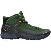 Schoenen Heren Lage sneakers Salewa MS Ultra Flex 2 Mid Gtx Vert