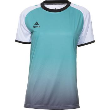 Textiel Dames T-shirts korte mouwen Select T-shirt femme  Player Femina