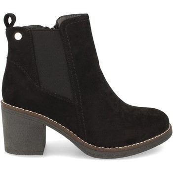 Schoenen Dames Enkellaarzen Clowse VR1-302 Negro