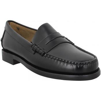 Schoenen Heren Mocassins Sebago 140363 Zwart