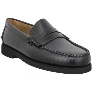 Schoenen Heren Mocassins Sebago 140377 Zwart