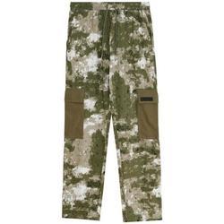 Textiel Heren Cargobroek Sixth June Pantalon  Cargo Camouflage vert camouflage
