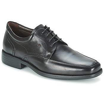 Schoenen Heren Derby Fluchos RAPHAEL Zwart