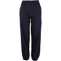 Textiel Kinderen Broeken / Pantalons Awdis  Franse marine