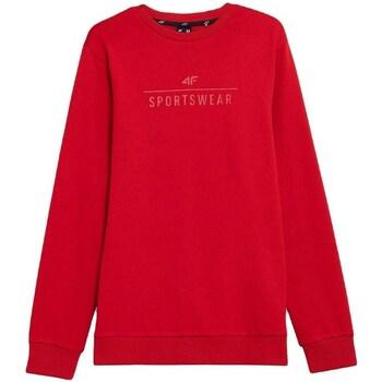 Textiel Heren Sweaters / Sweatshirts 4F BLM350 Rouge
