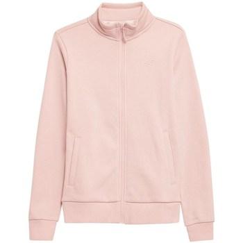 Textiel Dames Sweaters / Sweatshirts 4F BLD351 Rose