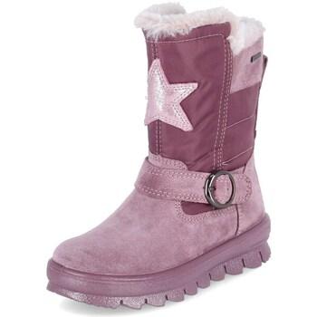 Schoenen Kinderen Snowboots Superfit Flavia Rose