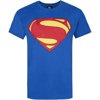 Textiel Heren T-shirts korte mouwen Dessins Animés  Blauw