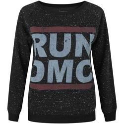 Textiel Dames Sweaters / Sweatshirts Amplified  Houtskool